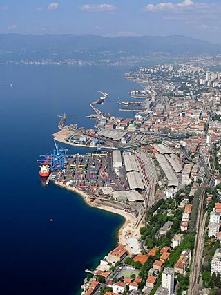Masterplan Update Port of Rijeka