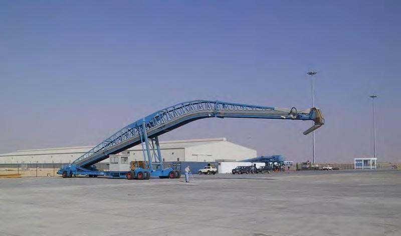fertiliser export terminal
