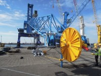 Mobile harbour crane for Mombasa - Kenya
