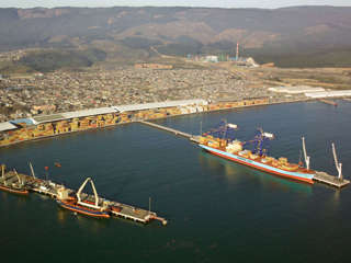 Development of Masterplan for Port of Coronel