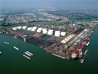 Engineering services for Dry Bulk Terminal - Rotterdam