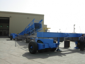 Preparation of Fertilizer and Ammonia export facilities