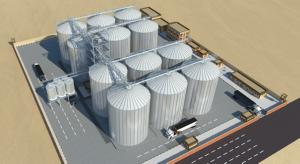 Turnkey design of 25 Grain Silo Complexes