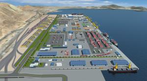 Development of Masterplan for Multipurpose Port Turkmenbashi