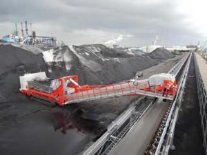 Mineral bulk terminal - Rotterdam